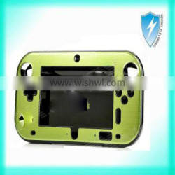 plastic aluminum box without packing for nintendo wii u