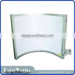 2016 manufactuer carbon crystal far infrared heater-Curved Heater