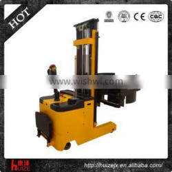 7-7 CE Full electric clamping and flipping paper truck passed CIQ egypt certificate