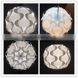 assembly lamp ,iq puzzle lamp
