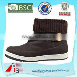China boot shoes manufacturer best high qualtiy ladies women winter boots