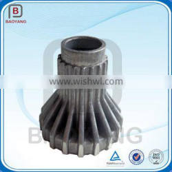 China A380 die casted led bulb aluminum parts