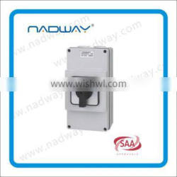 Gold supplier NADWAY product changeover and reversing switches made in china