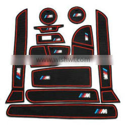 The best supplier in China non skid pad for BMW 3(long axis) 2014-2015 11pcs/set