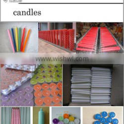 Home Used Small Type manual candle making machine