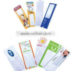 2014 high quality bookmarks magnifying glass bookmarks Magnifiers germany souvenir keychain