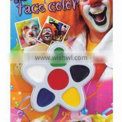 Best-selling in color face painting famous colorful paintings