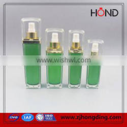 acrylic container for cream,lotion bottle 50ml plastic cosmetic lotiom bottle