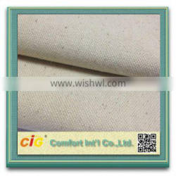 White Waterproof Cotton Canvas Fabric for Tent