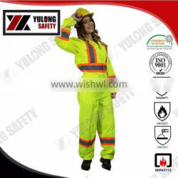NFPA2112 Safety Reflective Flame Retardant Safety Coverall