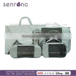 custom all kinds of packing cubes/Travel Cube Organizer travel cosmetic bag