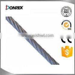 304 stainless steel wire rope 6mm