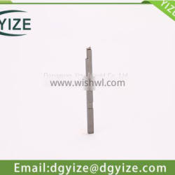 Professional Mitsubishi profile grinding part factory with Sumitomo wire cut part