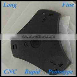 Electrical Socket cnc machining OEM service abs plastic rapid prototyping in factory