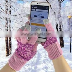 10 Fingers Touch Screen Gloves Winter Gloves Workers Gloves Texting Gloves
