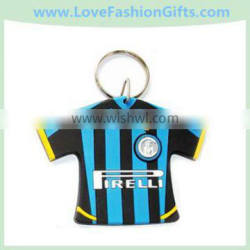 3D Sports Clothes Shaped Keyring