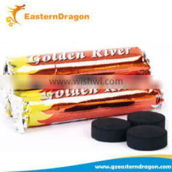 Smokeless, Odorless, High quality 33mm tablet Charcoal for shis