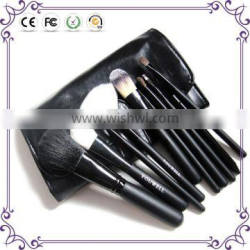 10pcs synthetic hair personalized makeup brushes cosmetic brush set