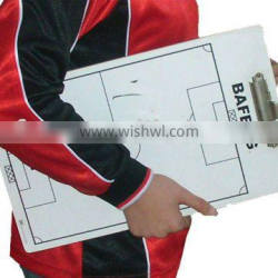Tactic Board is Made in Pvc and Very Popular in Referees