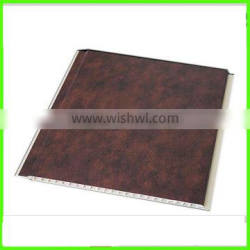 China good quality colored pvc ceiling wall panel