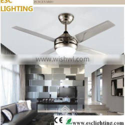 ceiling fans with lights indoor decration for housing and hotel