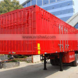 factory brand new 100 ton 3 axles 40ft container trailer for sale