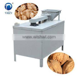 70% whole kernel rate macadamia nut cracking machine for sale