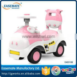 Self balancing scooter kids car toys ride on car for best gift