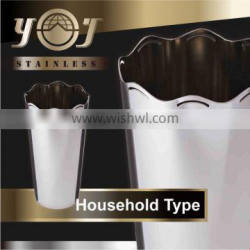 Best Selling New Inventions Home Decor Modern Silver Floor Vases