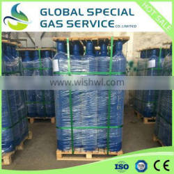 99.995% SF6 Gas for GIS, RMU, etc in 500L drum filling 650 KGS