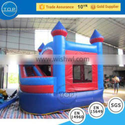TOP inflatable bouncing princess castle play tent made in China