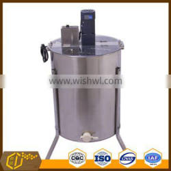 304 stainless steel and factory source 4 frame electric honey extractor