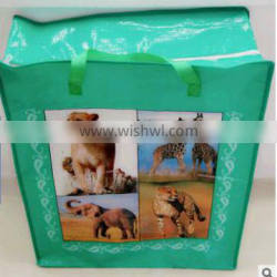 different style non woven shopping bag