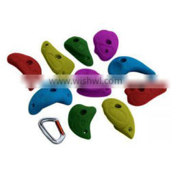 Super- comfy Mixed Small Size Climbing Holds