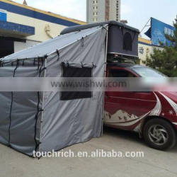 Double layers hard shell roof top tent
