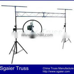 Bravo Stage Speakers Hanging Truss Crank Stand For Event Show