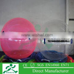 Durable inflatable water walking balls for rental WB77