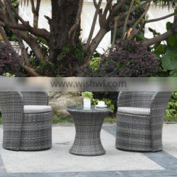Dining garden sofa set bistro table and chair