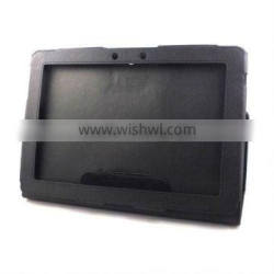 simple back stand lather case for Asus transformer eee Pad TF300t