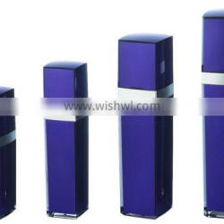 square shape lotion bottle for cosmetics