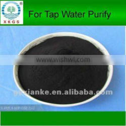 wood base powder activated carbon for tap water purify