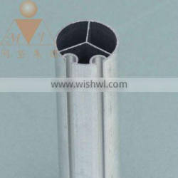 customized aluminum pipe as per detailed requirement