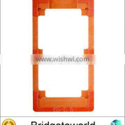 """Precision Plastic Mould For iphone 6S 4.7"""" Laminator Mold for Front Glass with Frame"""