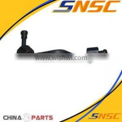 High quality Shangchai engine spare parts 6114.D00-035-01 discharge pipe machining parts