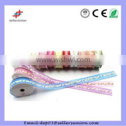 Factory High Quality Wholesale Polyester Satin Grosgrain Ribbon