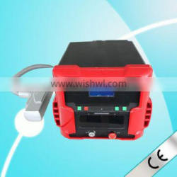 Q Switched Nd:YAG Laser Tattoo Removal Facial Veins Treatment /Pore Refining Machine / Q Switched Laser 1500mj