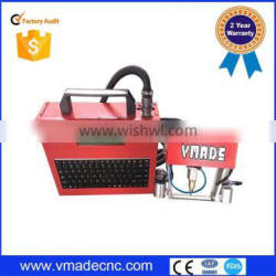 Fast speed stainless steel dot peen marking machine /small metal engraving machine for sale