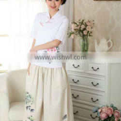 Newest Design Chinese Traditional Work Uniform