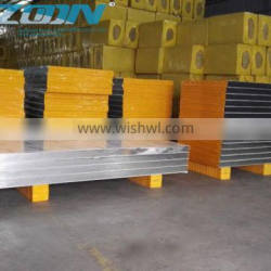 glass wool sandwich panel for wall gavanized coated can use longlife