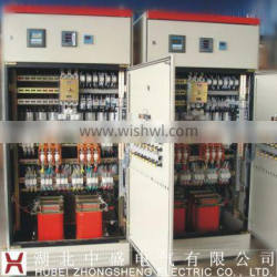 Power factor correction of induction motor